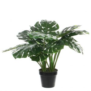 Kunstplant Monstera 60 cm
