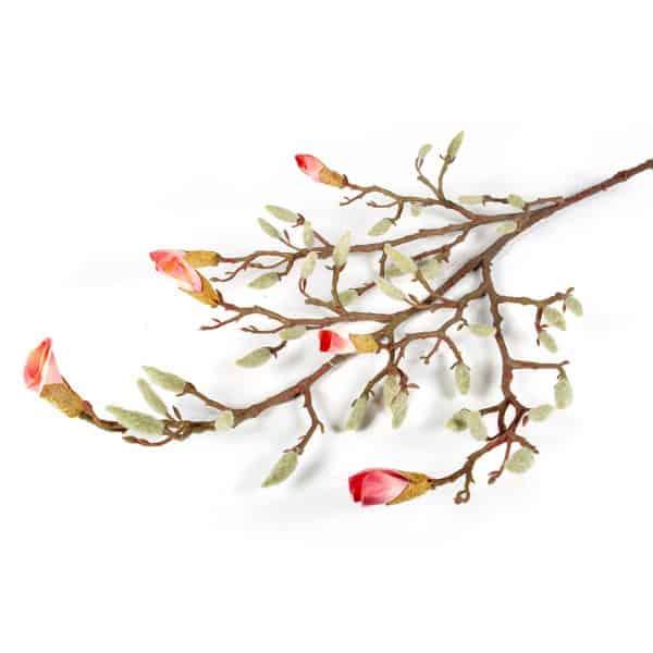 Magnoliatak roze 80 cm
