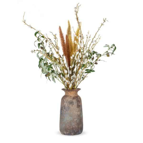 Kunstbloemen katjes