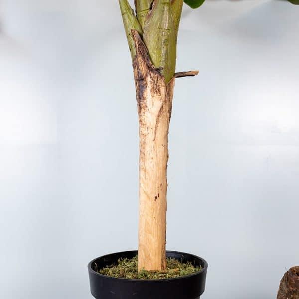 Kunstplant Bananenplant 110 cm stam