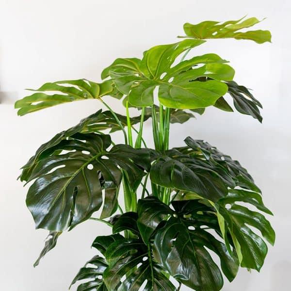 Kunstplant Monstera 100 blad