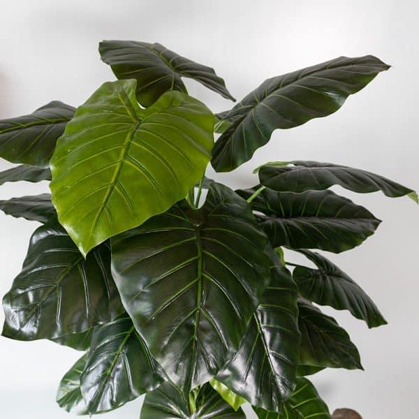 Kunstplant Philodendron 115 cm blad