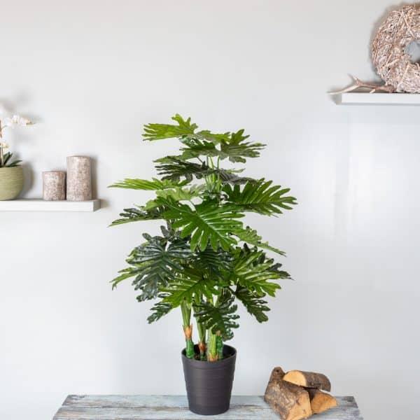 Kunstplant Philodendron Xanadu 120 cm