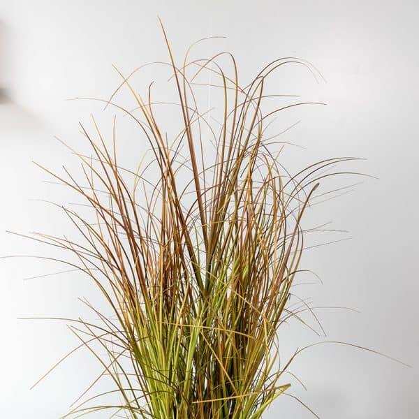 Kunstplant Siergras 90 cm blad