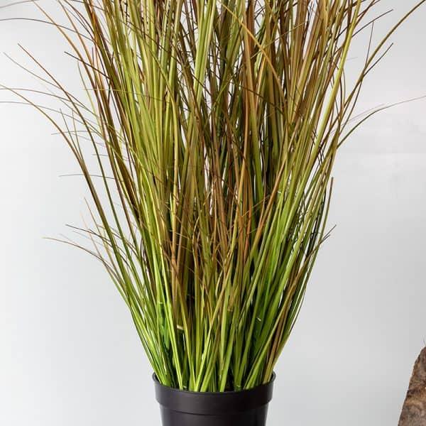 Kunstplant Siergras 90 cm stam
