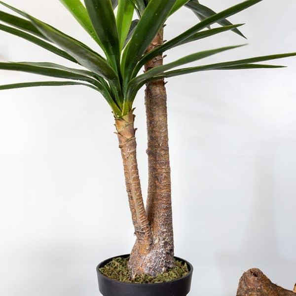 Kunstplant Yucca 120 stam